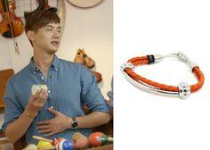 """Ji Hyun-Woo 지현우 in """"Trot Lovers"""" Episode 8.  KatenKelly Satisfy Bracelet #Kdrama #TrotLovers 트로트의연인 #JiHyunWoo"""