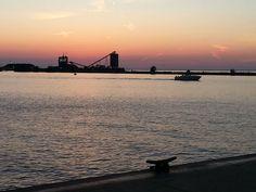 Jackson Street Pier - Sandusky, Ohio. Sandusky Ohio, Cedar Point, Lake Erie, Us Beaches, Amusement Park, Weekend Getaways, Cruise, Jackson, Coast