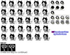 116 Best Undertale Sprites Images Faeries Games Sprites
