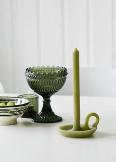 Tallow designed by Ontwerpduo available at Blomme, a new web-shop in Norway selling lovely design products from the Netherlands. Some products always need each other. Candels, Bedroom Green, Handmade Candles, Color Trends, Timeless Design, Feng Shui, Luxury Homes, Candle Holders, Design Inspiration