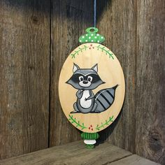 A personal favorite from my Etsy shop https://www.etsy.com/listing/487767585/christmas-ornament-2016-woodland