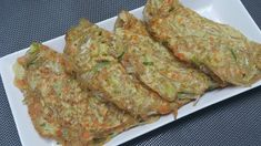 K Food, Korean Food, Blog Entry, Quiche, Zucchini, Food And Drink, Snacks, Vegetables, Cooking