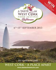 A Taste of West Cork is one of Ireland's longest running food festival and is the best opportunity hundreds of local producers have to get in front of people who are passionate about food. Running Food, West Cork, Food Festival, Ireland, Digital, Irish