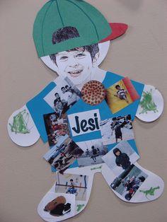 "Beautiful Chaos: Preschool: ""My Favorites"" Project"