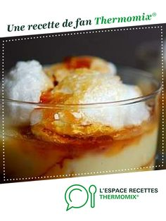Desserts Printemps, Dessert Thermomix, Creme Dessert, Beignets, Croissant, Coco, Mousse, Cheesecake, Food And Drink
