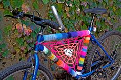Crochet - Pimp your bike