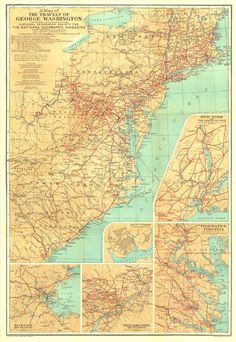 90 best Vintage National Geographic Maps images on Pinterest ...