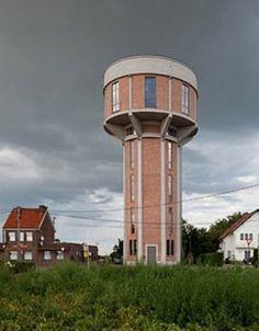 Conheça as casas mais estranhas do mundo. (9728)