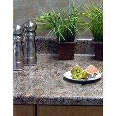 BELANGER LAMINATES INC   Kitchen Countertop, Profile 2300, Butterum Granite  7732 46,