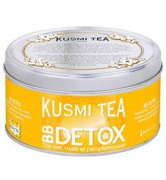 Pour bien commencer la semaine, découvrez la BB Detox : la beau-thé !/
