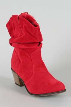 Miles-03 Slouchy Cowboy Boot