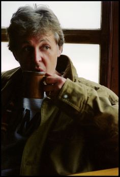 Paul (photo by Linda McCartney) Summer 1997
