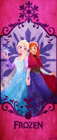 Frozen Fanart.