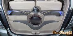 Modifikasi Toyota Kijang Innova : 2 Fungsi Dalam 1 Kabin #info #BosMobil