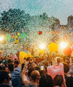 Complete 2016 Guide To The Best Summer Music Festivals | From Glasto to Port Eliot, here's your go-to-guide of the best British festivals for summer 2016. #refinery29 http://www.refinery29.uk/best-festivals-summer-2016