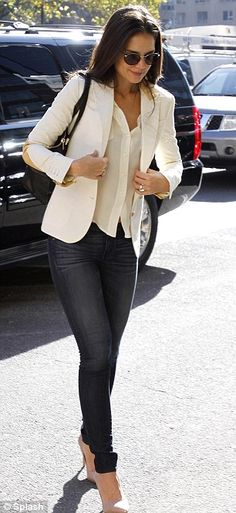 Katie Holmes- love this outfit