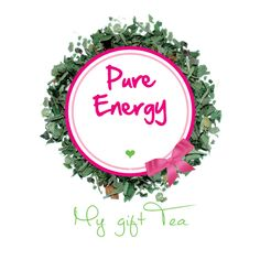 Pure energy - zöld tea Decorative Plates, Pure Products, Gifts, Presents, Favors, Gift