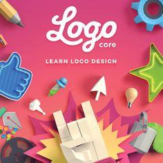 Start learning logo design!