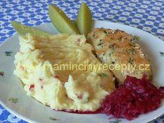 Kuřecí prsíčka s hořčicí a sýrem