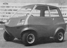 Prototype Ford Berliner