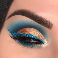 Gorgeous Makeup: Tips and Tricks With Eye Makeup and Eyeshadow – Makeup Design Ideas Makeup Eye Looks, Beautiful Eye Makeup, Eye Makeup Art, Gorgeous Eyes, Cute Makeup, Eyeshadow Makeup, Eyeliner, Dead Gorgeous, Eyeshadow Palette
