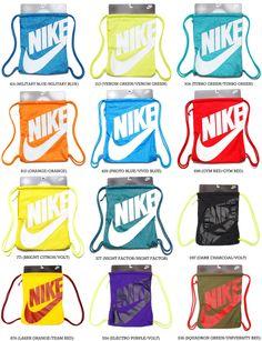 NIKE HERITAGE GYMSACK Hypebeast, Drawstring Backpack, China, Backpacks, Wallet, Sport, Nike, Closet, Bags