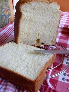 Kalács kenyérsütő gépben