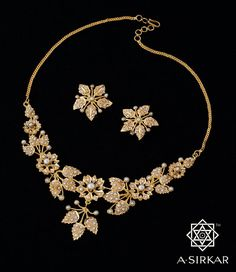 Welcome to A Sirkar Jewelry Design Earrings, Gold Jewellery Design, Handmade Jewellery, Pendant Jewelry, Jewelry Sets, Gold Jewelry Simple, Jewelry Illustration, Bridal Jewelry, Creations