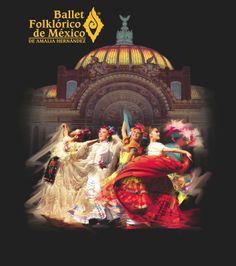 Ballet Folklorico De Amalia Hernandez   ... CERVANTINO 2013: Ballet Folklórico de México de Amalia Hernández