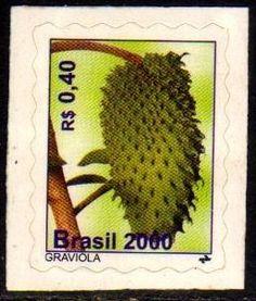 brasil 792 frutas graviola 2000 nnn
