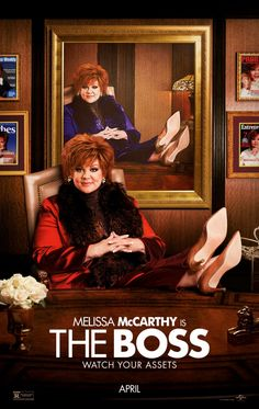 The Boss (2016) by Ben Falcone