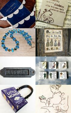 Little women by Tronell Prinsloo on Etsy--Pinned with TreasuryPin.com