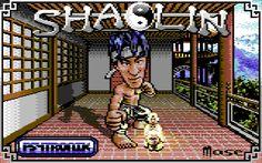 New Shaolin loading screen by Chris Mason.