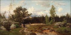 MUNSTERHJELM, HJALMAR (Finnish 1840-1905) Mario, Painting, Hannover, Painting Art, Paint, Draw, Paintings