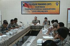 Tribratanewsmagelangkota.com – Dalam rangika meningkatkan kemampuan Bhabinkamtibmas di Kepolisian Resor Magelang Kota Jawa Tengah, Satuan