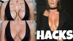 7 Boob Hacks, Tips & Tricks Every Woman Needs To Know!