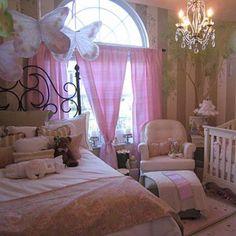 Enchanting bedroom theme