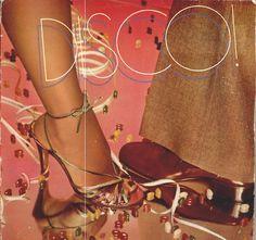 Disco 1970s 1980s Dancing