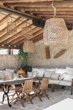 my scandinavian home: Scandi Cool Meets Mediterranean Warmth in a Beautiful Mallorcan Finca