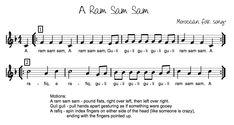K Beth's Music Notes: African Folk songs Preschool Music, Music Activities, Teaching Music, Singing Games, Camp Songs, Music Worksheets, Elementary Music, Music Classroom, Folk Music