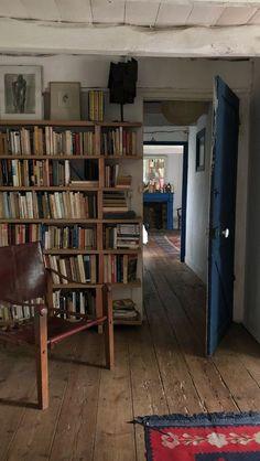 Interior Architecture, Interior And Exterior, Bookshelves, Bookcase, Ivy House, Home Libraries, Interior Decorating, Interior Design, Country Furniture