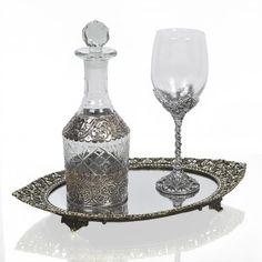 Σετ γαμου 318 Flute, Fountain, Barware, Champagne, Bottle, Wedding Things, Tableware, Weddings, Decor