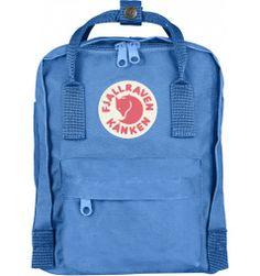 Når jeg starter i vuggestuen, får jeg brug for en lille taske til alle mine ting. Synes Mini Fjällraven, i blå er super fin. Den fås bl.a. i Babysam til 499 kr