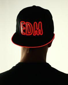 Light Up Hat - EDM :)