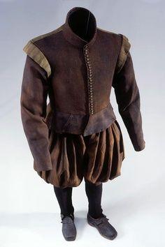 1620s man's suit