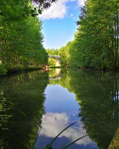 1 heure de ballade... #igersnouvelleaquitaine #igersfrance #igersoftheday #igersniort #igersdeuxsevres #bridge #pont #puddlegram #puddle #ReflectionGram #sevreniortaise #nouvelleaquitaine #sky #skylovers #nature #naturelovers  #etod79_79 #etod79_trees #etod79_puddle #etod79_bridge River, Album, Instagram, Nature, Outdoor, Bridge, Outdoors, Naturaleza, Outdoor Games