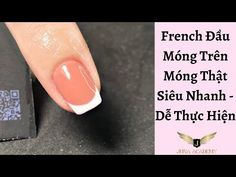 Nail French - Nghi Thảo #nail #frech #nghi #thao #nails French Nails, Gold Rings, French Tips, French Manicures