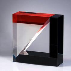 Botos Péter » … The art of glass … » Imbalance