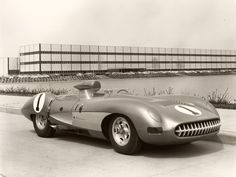 1957 Chevrolet Corvette SS was a racing car project created by a team of engineers headed byZora Arkus-Duntovas par...