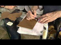 Aprenda a fazer a técnica da pintura monotipia em uma camiseta! - YouTube
